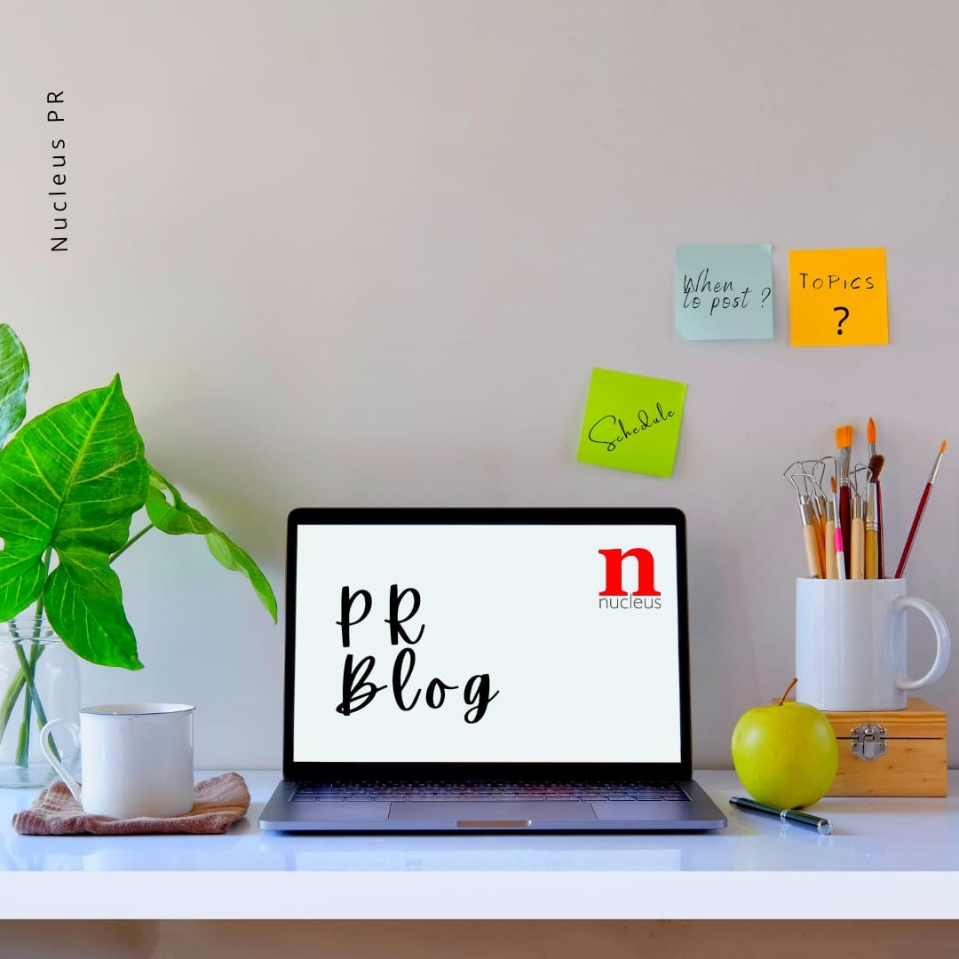 Blogging in PR