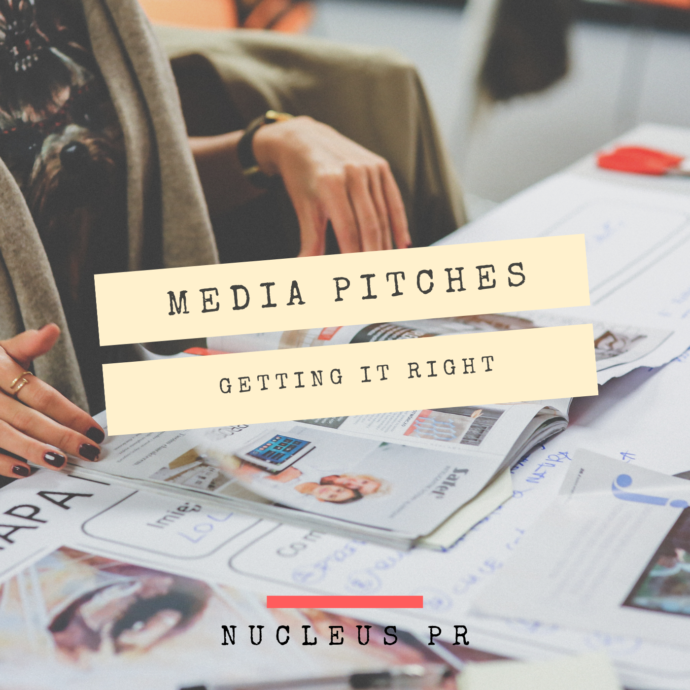 Media Pitching: The Tipping Point