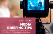 Media Briefing Tips