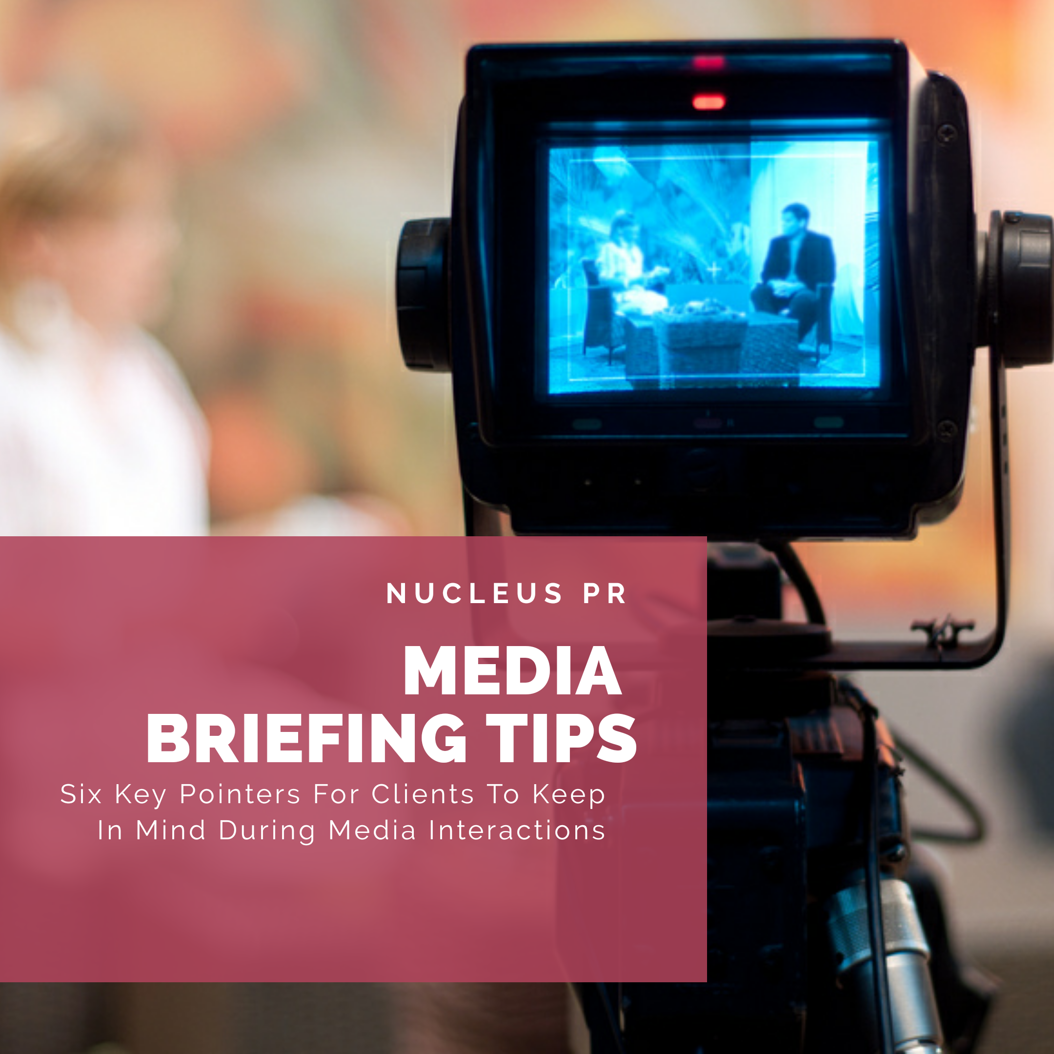 Super Six: Media Briefing  Tips