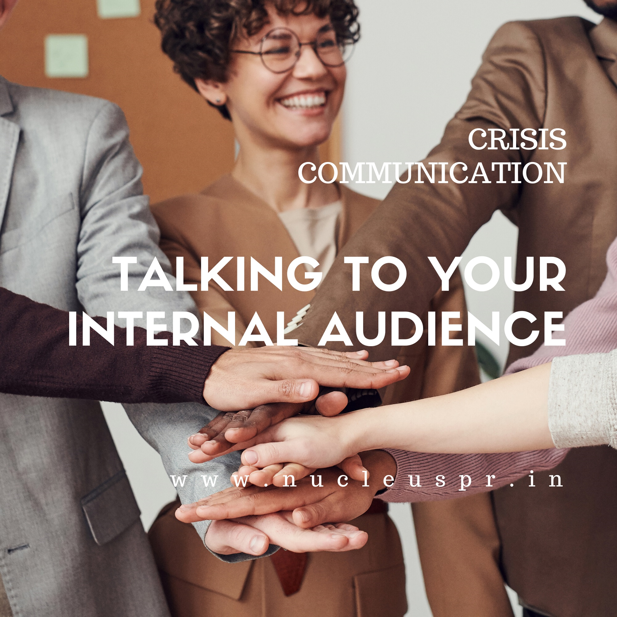 Crisis Communications: Managing the Internal Team