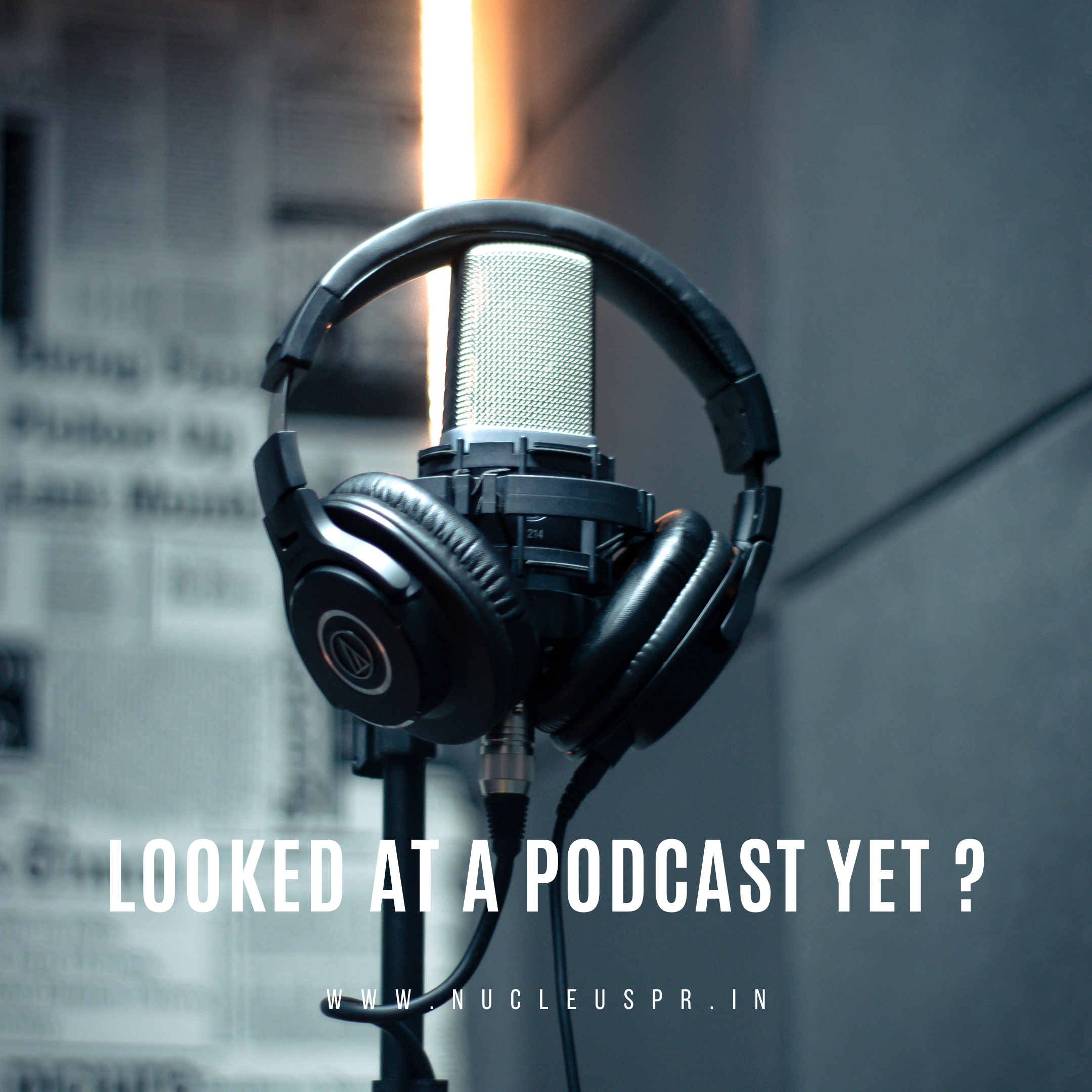 3 reasons to include podcasts in your PR Plan