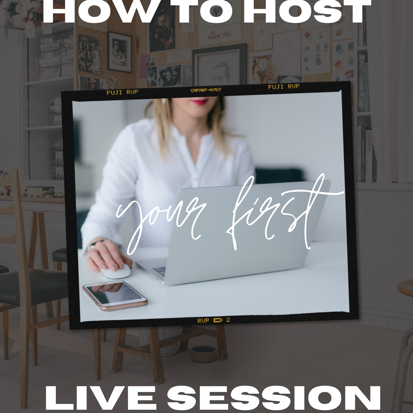 10 Great tips for hosting a successful LIVE session
