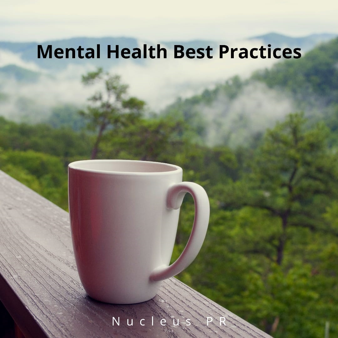 Ten mental health best practices for PR professionals