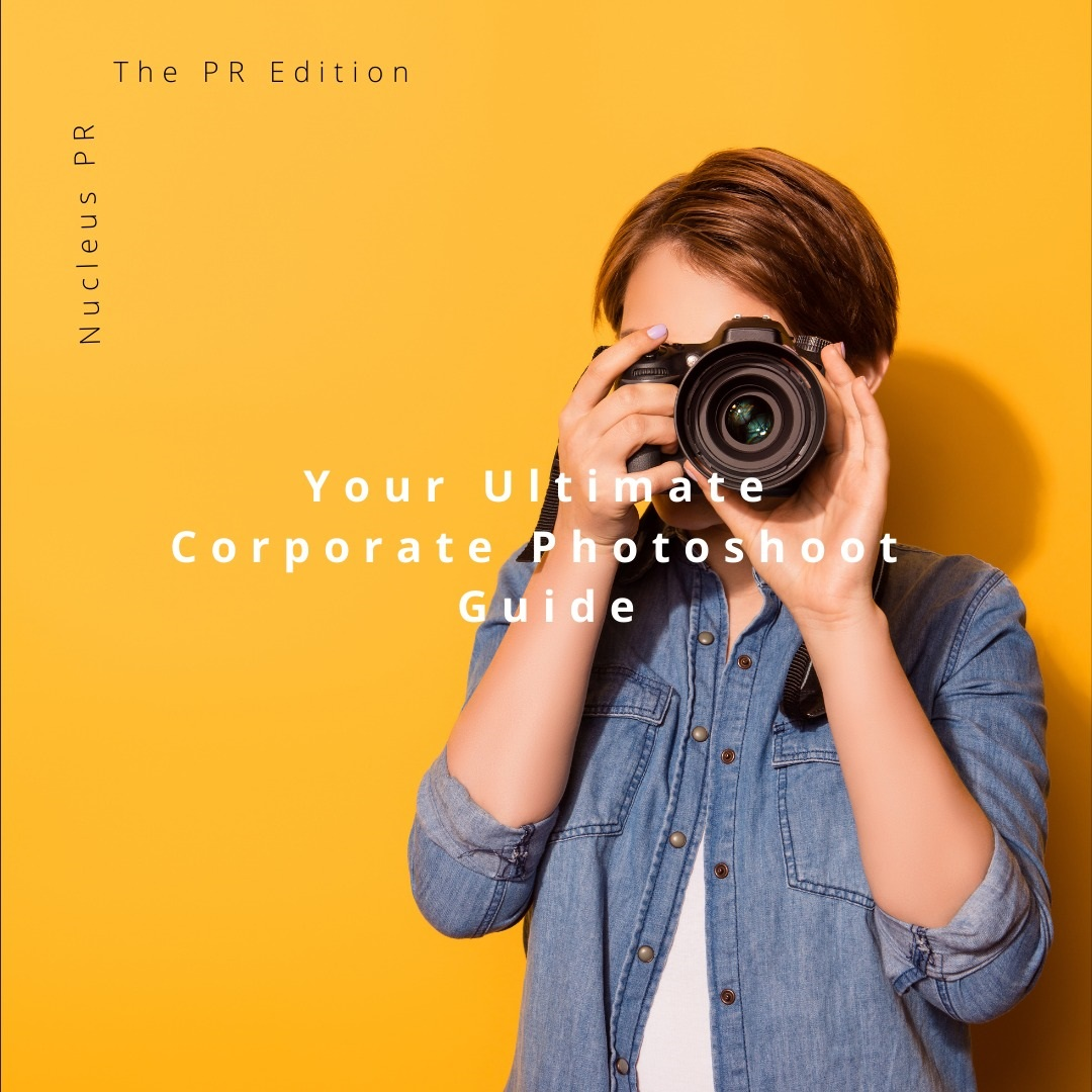 Your Ultimate Corporate Photoshoot Guide