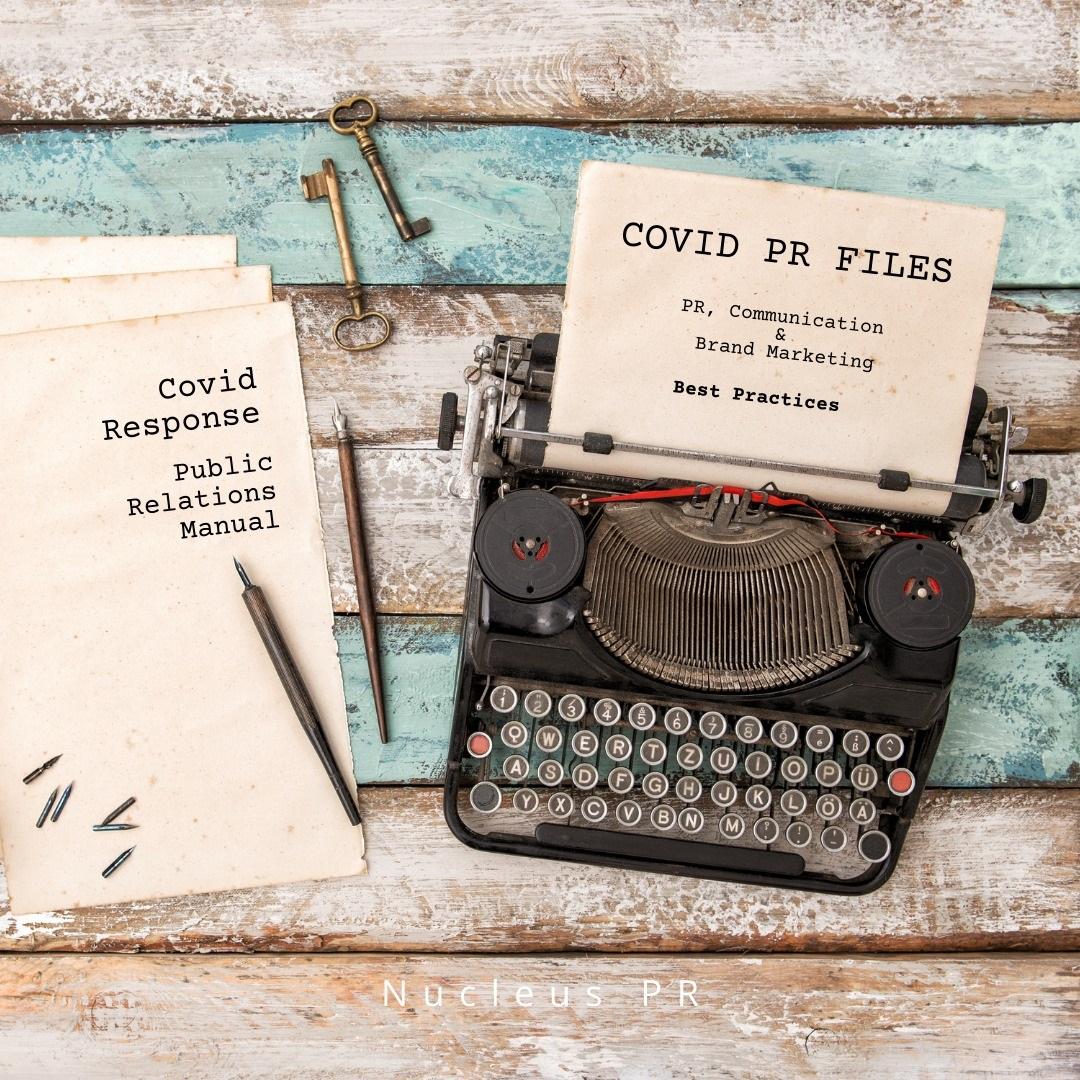 Managing PR in Covid