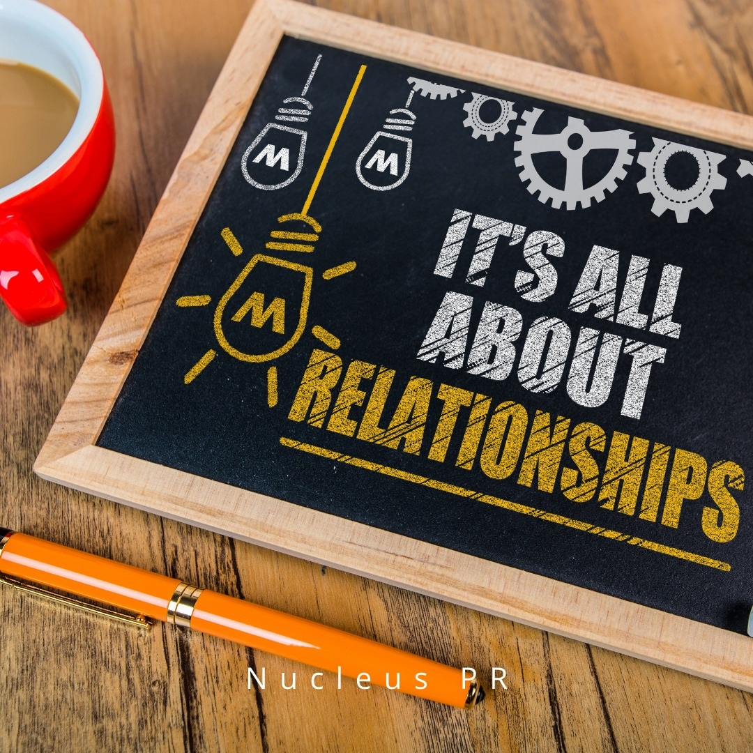 Managing Relationships in PR